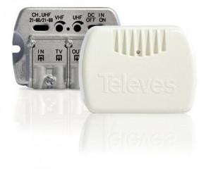 wzmacniacz domowy z wbudowanym filtrem LTE