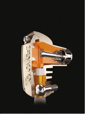 złącze na kabel koncentryczny wtyk