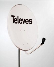antena satelitarna stalowa 800 televes