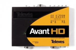 Wzmacniacz Avant HD Televes 5329